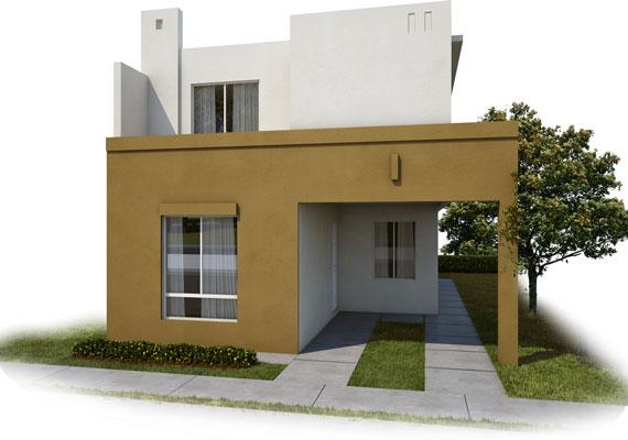 Casas en venta en Guadalupe- Modelo Castilla lV - 7 A