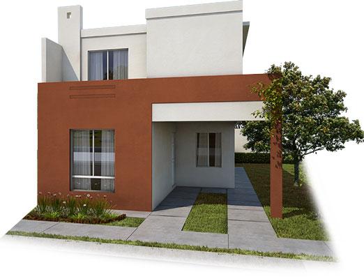 Casas en venta en Guadalupe- Modelo Castilla lV - 7 B