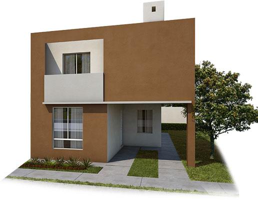 Casas en venta en Guadalupe- Modelo Castilla lV - 7 D