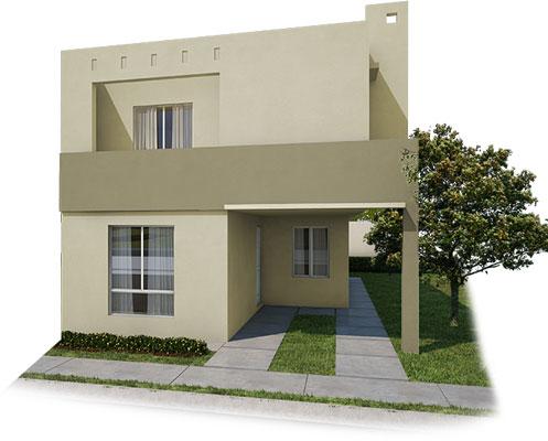Casas en venta en Guadalupe- Modelo Castilla lV - 7 E